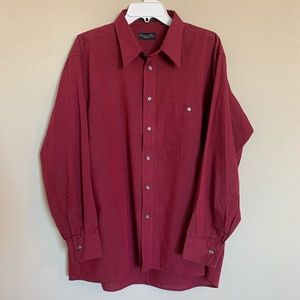 Christian Dior Monsieur Button Up Shirt